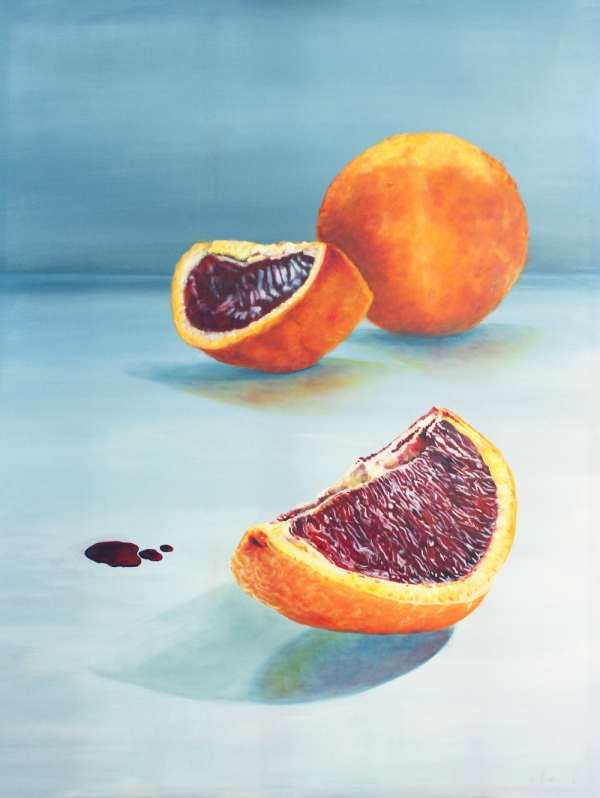 Blood Orange (Original and Reproductions Available