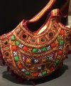Large and Colorful Handbag