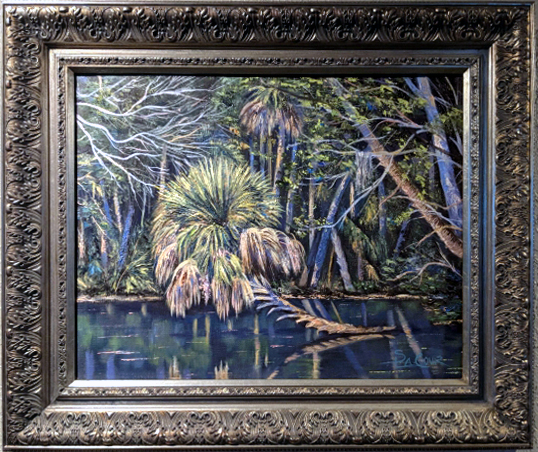 Florida Wetlands - Sandy Lacour