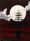 Red Moon Ship