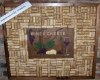 Wine and Cheese Corkboard