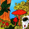 The Girl who Loves Mushrooms
