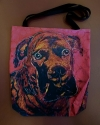 Artist Original Design Bag RED DOG