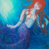 Mystical Mermaid (SOLD)