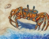 CRABBY IKE On ALERT (SOLD)