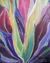 Tropical Leaves  -  SOLD