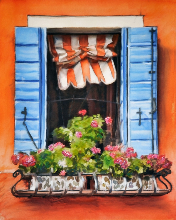 Burano Window #1